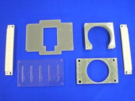 樹脂加工:マシニング加工・フライス加工